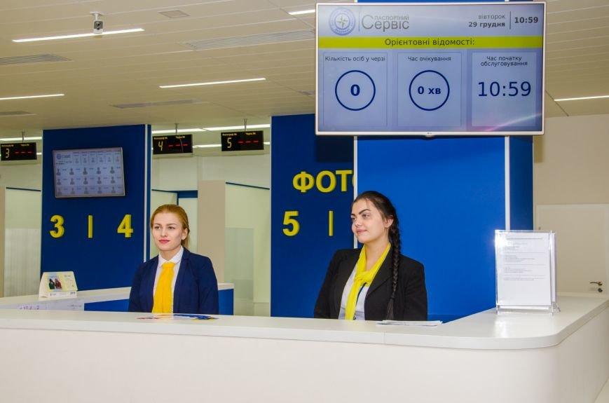 «Паспортным сервисом» воспользовались уже тысяча днепропетровцев (ФОТО) (фото) - фото 1