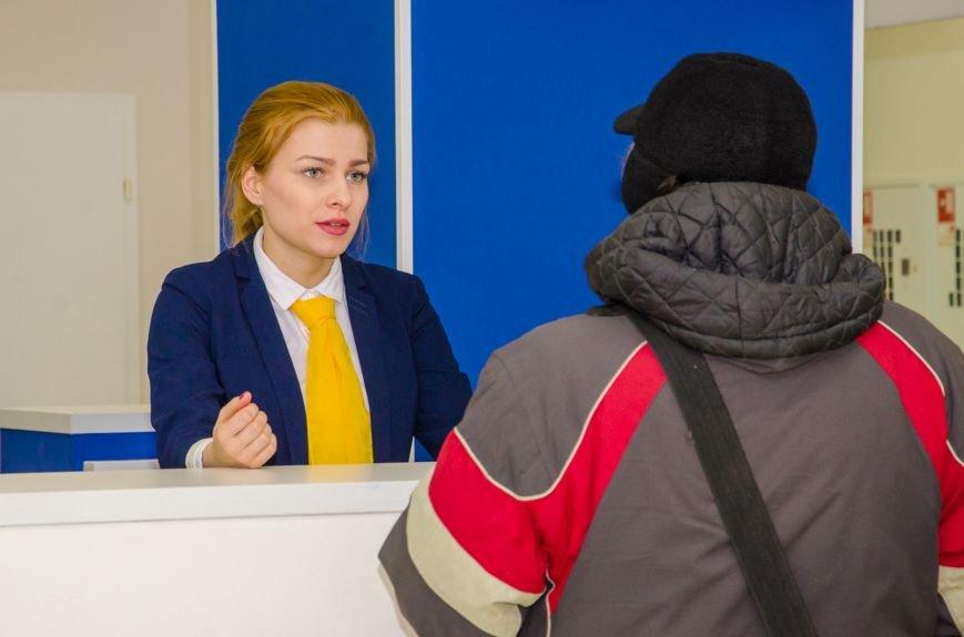 «Паспортным сервисом» воспользовались уже тысяча днепропетровцев (ФОТО) (фото) - фото 8