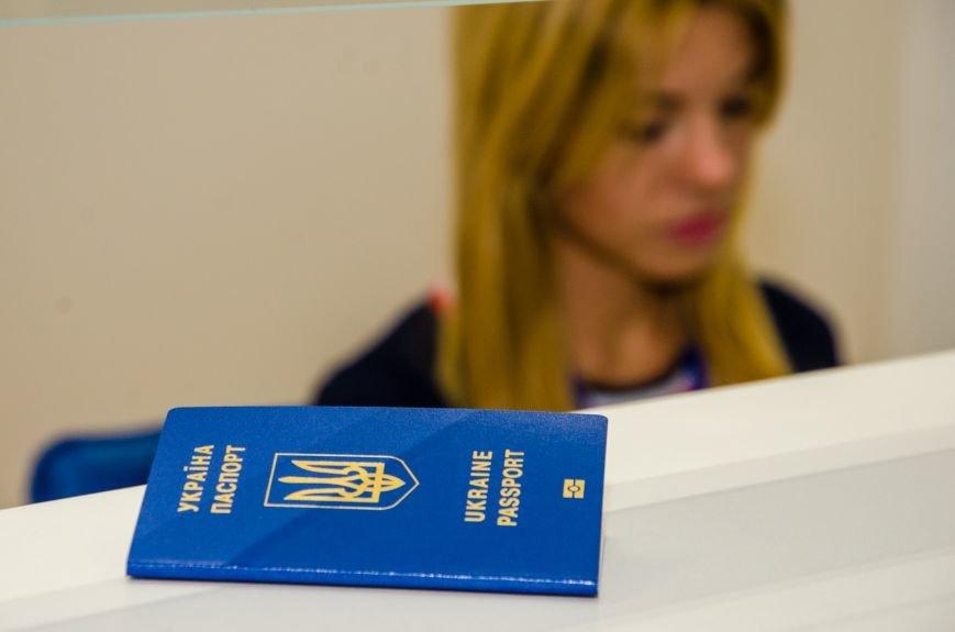 «Паспортным сервисом» воспользовались уже тысяча днепропетровцев (ФОТО) (фото) - фото 9