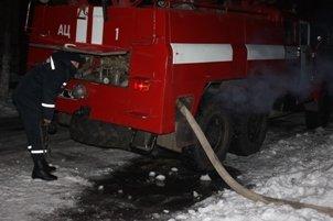 Кіровоград: порушення правил пожежної безпеки під час експлуатації пічного опалення призвело до пожежі (фото) - фото 1