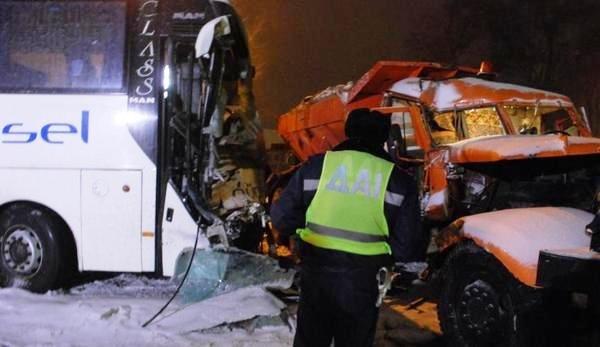 На Днепропетровщине в ДТП пострадало 6 человек (ФОТО) (фото) - фото 1
