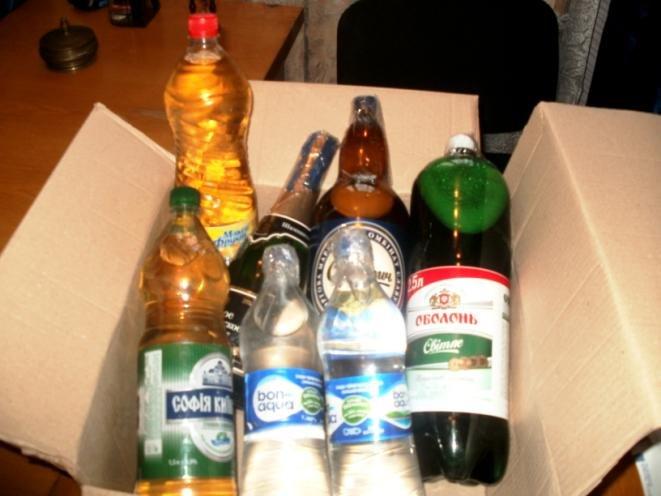 В исправительные колонии Днепропетровщины пытались передать почти 60 литров алкоголя (ФОТО) (фото) - фото 4