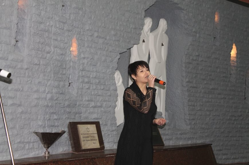 В Артемовске-Бахмуте почтили память жертв геноцида еврейского народа, фото-2