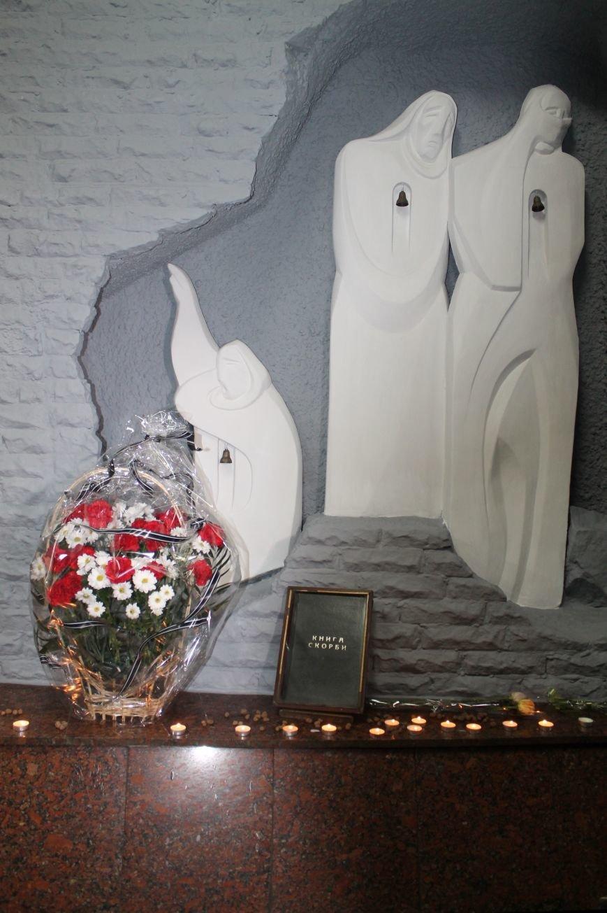 В Артемовске-Бахмуте почтили память жертв геноцида еврейского народа, фото-6