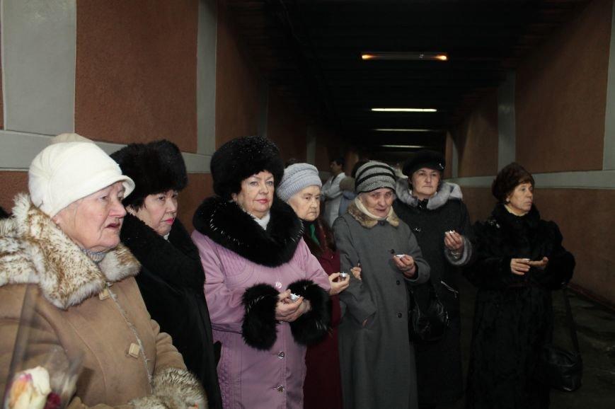 В Артемовске-Бахмуте почтили память жертв геноцида еврейского народа, фото-1