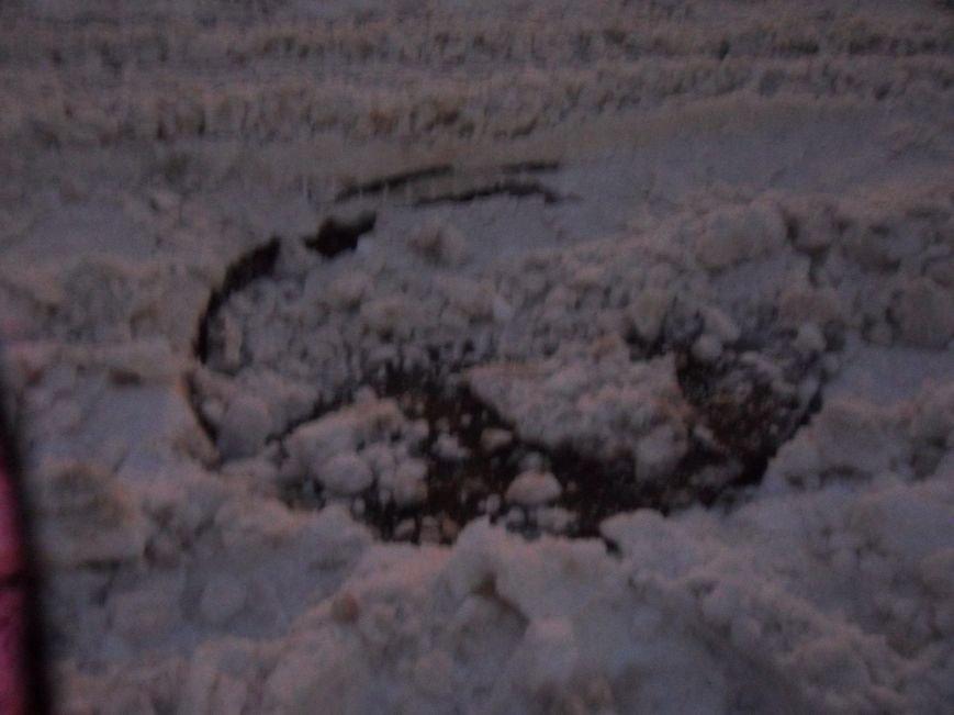 Випробування снігом у Полтаві (ФОТО) (фото) - фото 2
