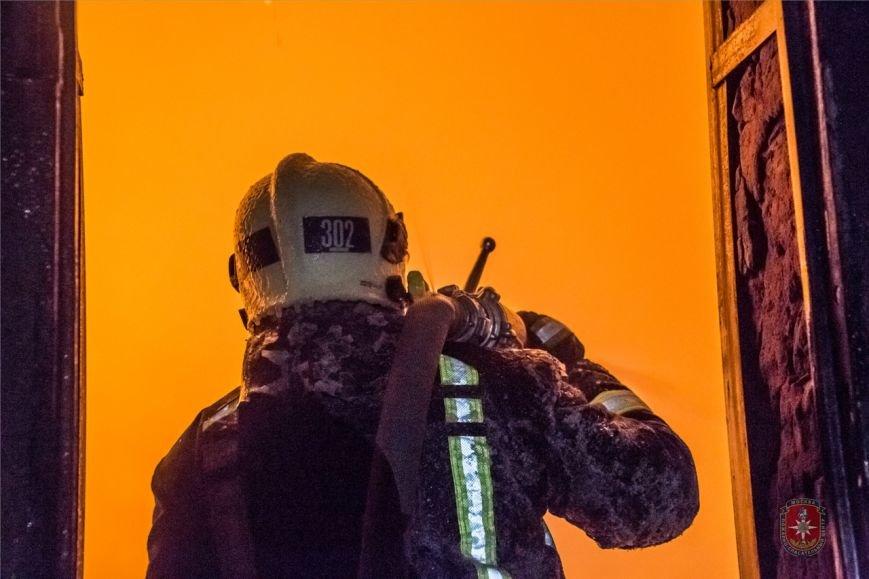 Пожарные новой Москвы спасли 4-х человек (ФОТО) (фото) - фото 1