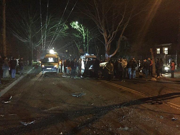 Вечером в Симферополе в страшной аварии погибла девушка (ФОТО), фото-7