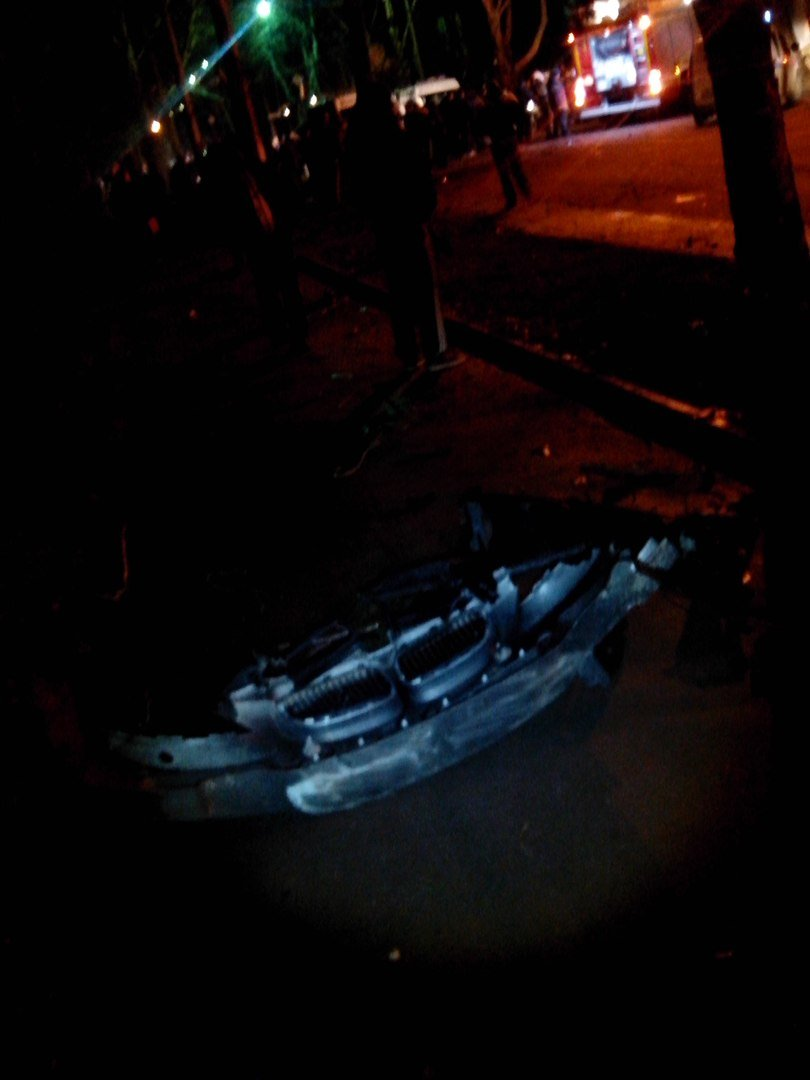 Вечером в Симферополе в страшной аварии погибла девушка (ФОТО) (фото) - фото 4