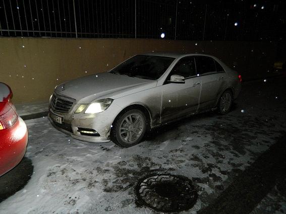 В Киеве мужчина прострелил ногу автоугонщику (ФОТО) (фото) - фото 1