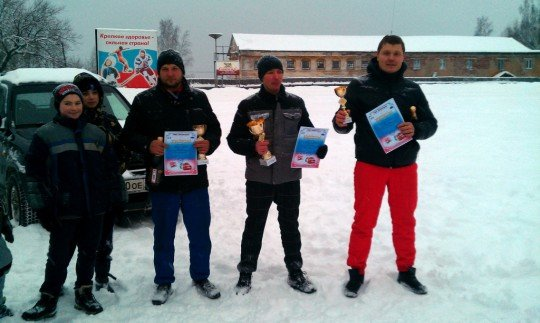 Сыктывкарские автогонщики обогнали  коллег из других регионов, фото-1