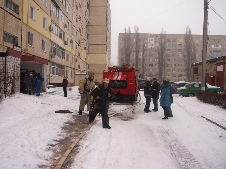 На левобережье Днепродзержинска произошел пожар в кухне квартиры (фото) - фото 2