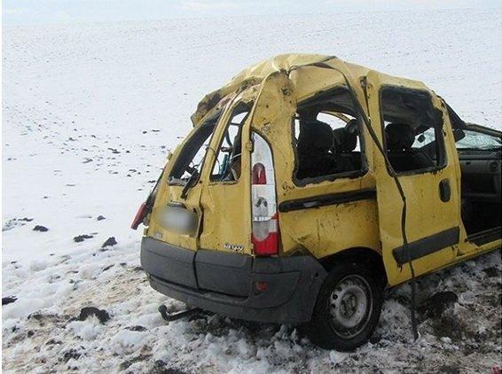 Фото вчорашнього ДТП на Городенківщині, у якому постраждало 4 осіб (фото) - фото 3