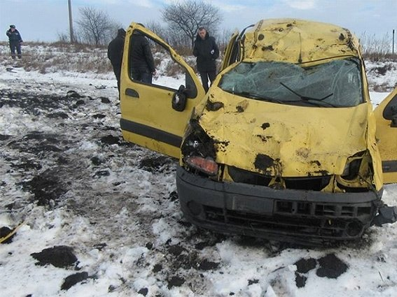 Фото вчорашнього ДТП на Городенківщині, у якому постраждало 4 осіб (фото) - фото 2