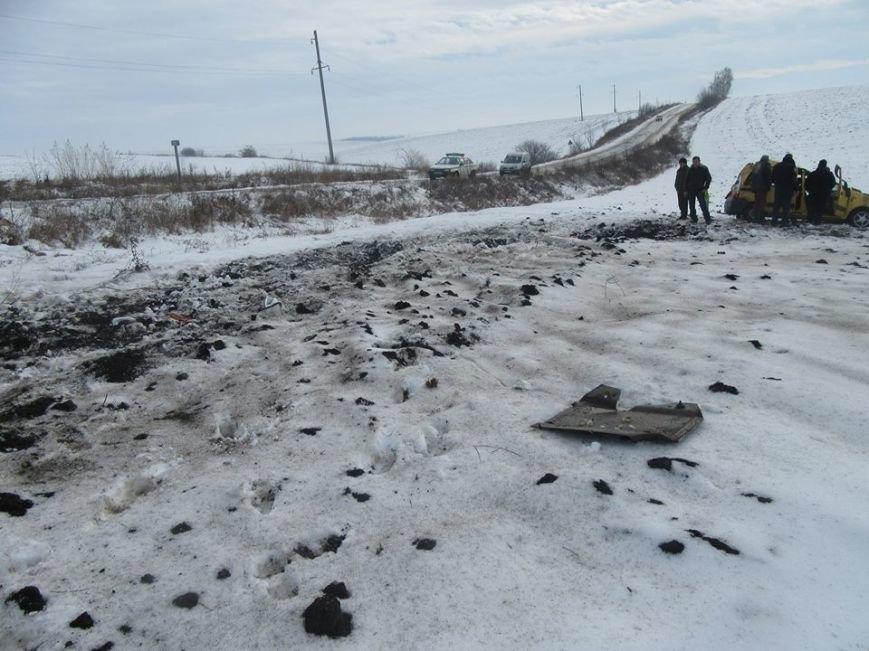 Фото вчорашнього ДТП на Городенківщині, у якому постраждало 4 осіб (фото) - фото 4