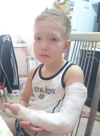 Не прекращаются детские травмы в нижневартовском спортивно-развлекательном центре