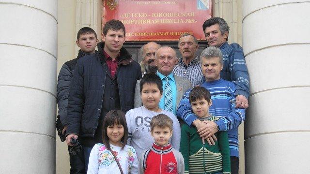 Владоград-интел — праздник шашек в Севастополе, фото-1