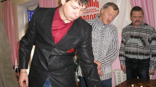 Владоград-интел — праздник шашек в Севастополе, фото-2