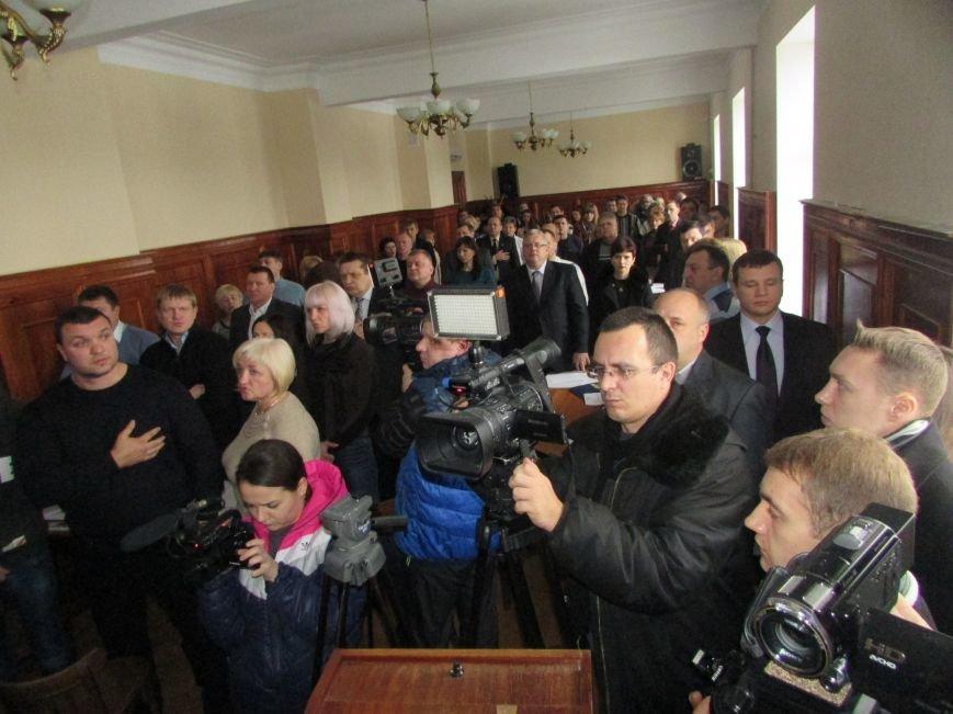 В Северодонецке не приняли бюджет и проект развития города (ФОТО), фото-1