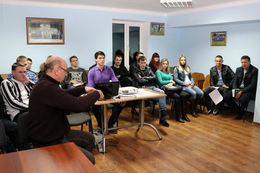 В Симферополе открылась Школа молодого судьи по футболу (ФОТО), фото-1
