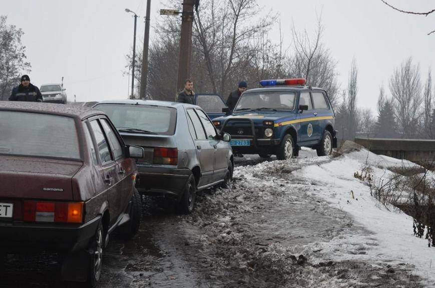 Погодные условия не радуют - в Красноармейском районе 2 ДТП за с (фото) - фото 2
