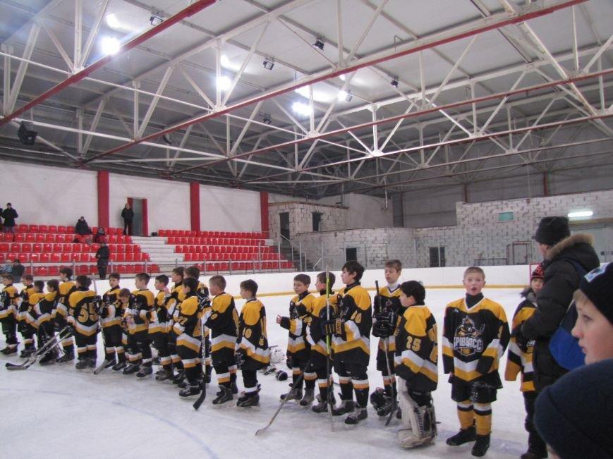 Хоккеисты команды «Кривбасс-2005» обыграли киевлян и привезли серебро с Турнира памяти Уткина (ФОТО), фото-9