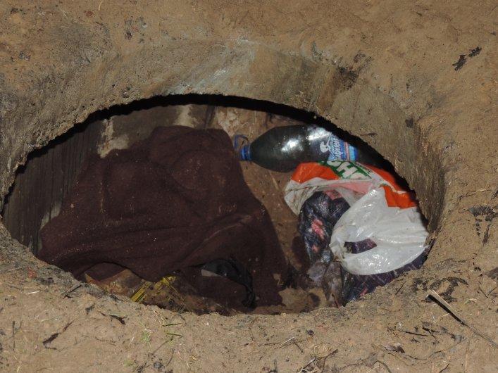 В Запорожской области из колодца вытащили тело неизвестного человека, - ФОТО (фото) - фото 1