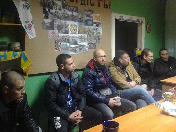 В Кривом Роге полиция  выясняла, чем занимаются общественные активисты  (ФОТО) (фото) - фото 1
