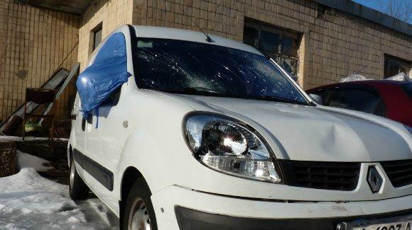 Александрийские полицейские нашли сбежавшего водителя и забрали машину. (ФОТО) (фото) - фото 1
