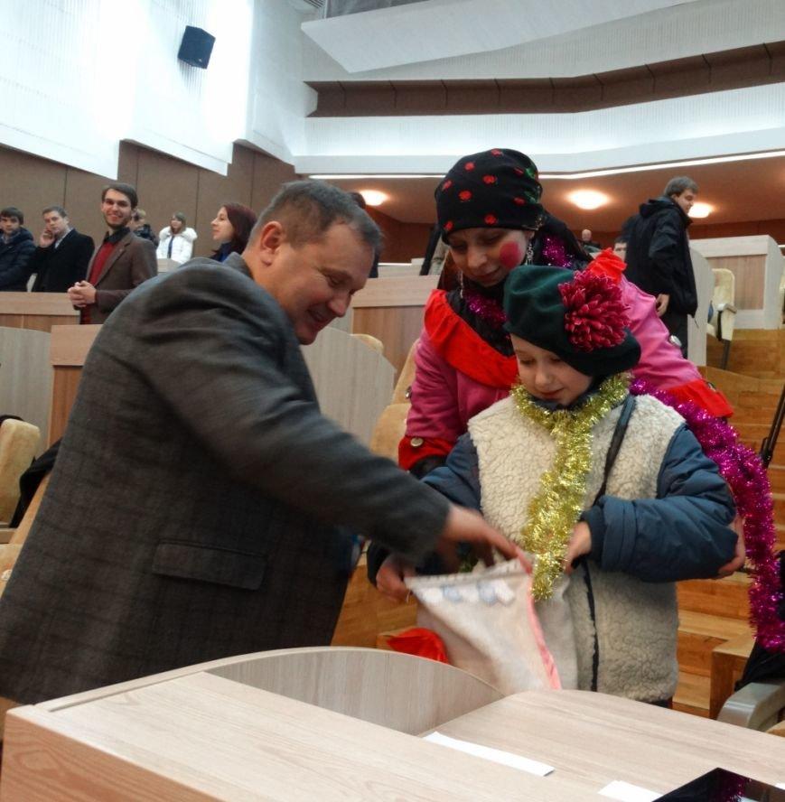 На сессии Сумского горсовета щедровали (ФОТО), фото-7