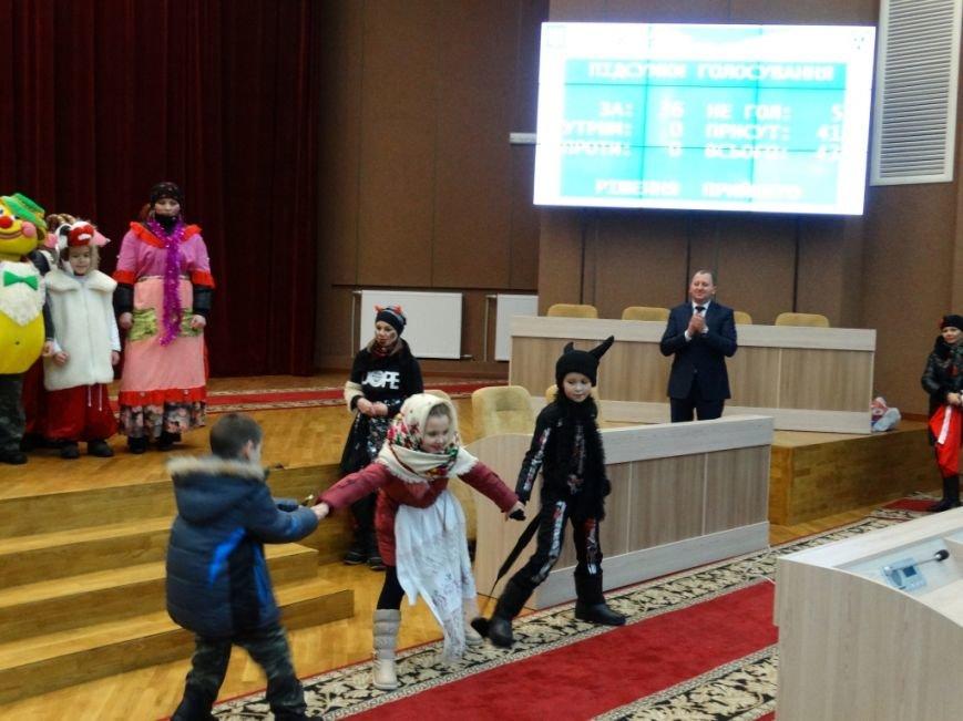 На сессии Сумского горсовета щедровали (ФОТО), фото-3