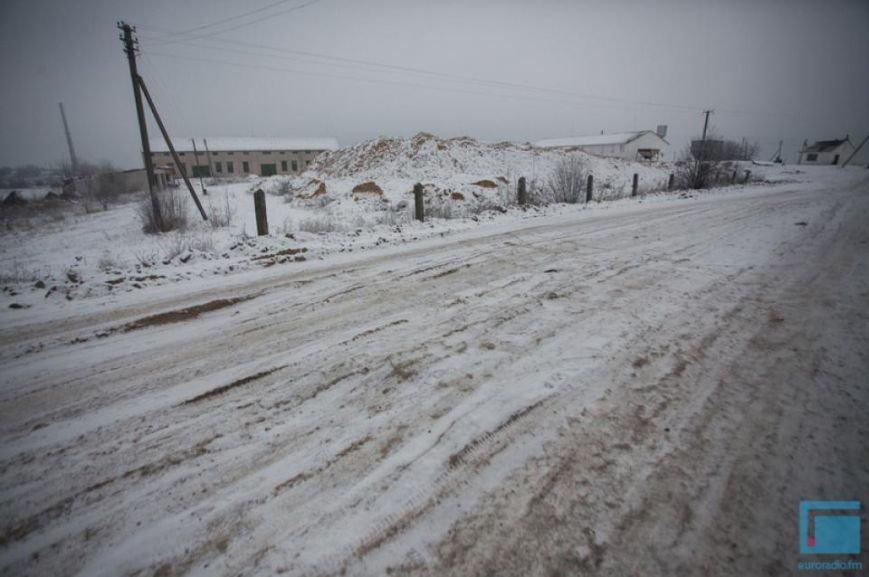 Как выживает в зимний период приют для собак на окраине Гродно (фоторепортаж) (фото) - фото 16