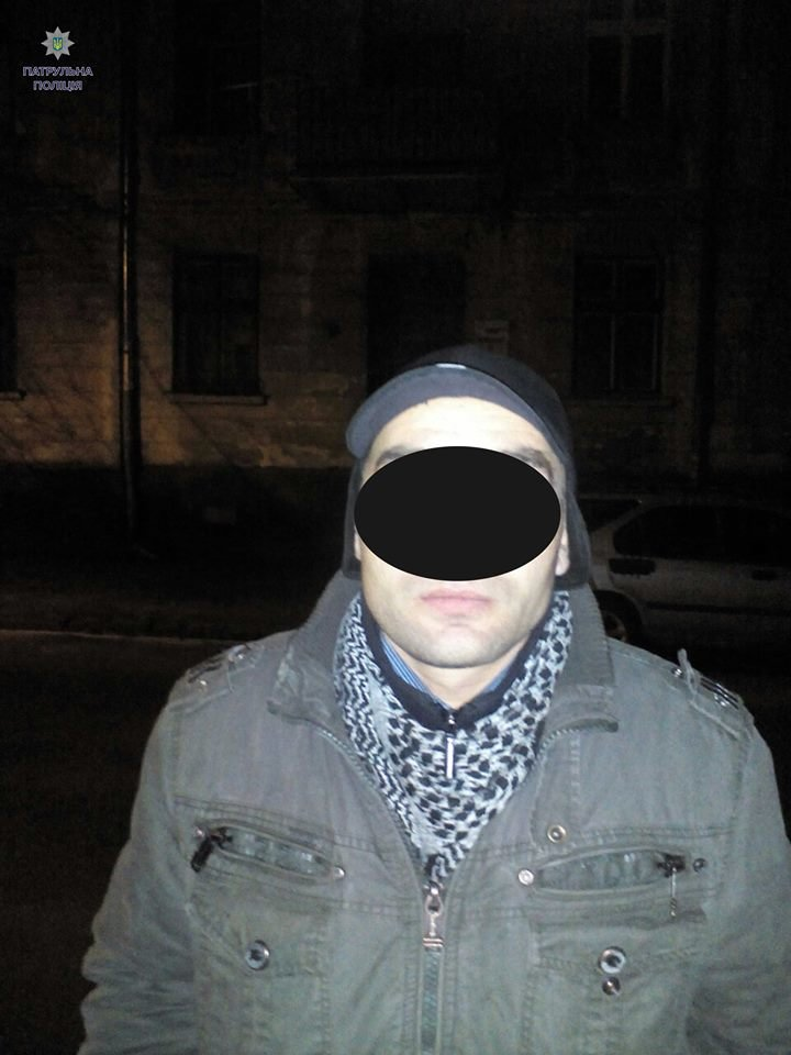 У Львові чоловік втік від патрульних на викраденому велосипеді (ФОТО), фото-1