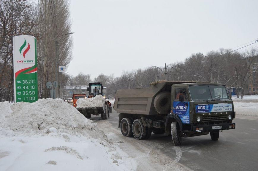 Возьмутся ли ульяновские чиновники за лопаты?, фото-3
