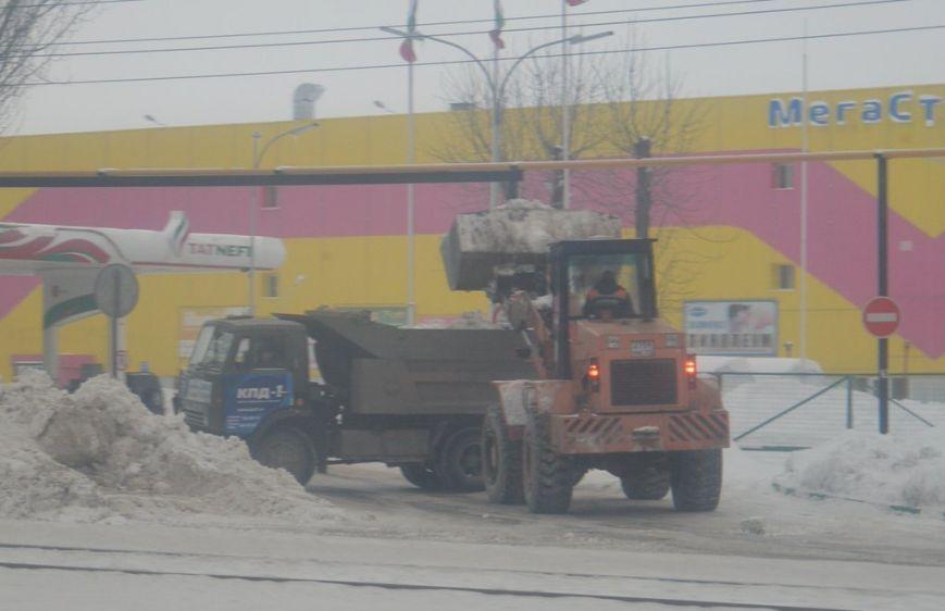 Возьмутся ли ульяновские чиновники за лопаты?, фото-4