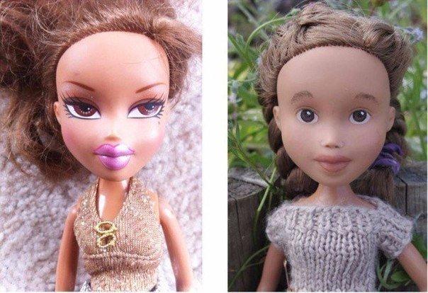 Австралийская художница умыла кукол (фото) - фото 5