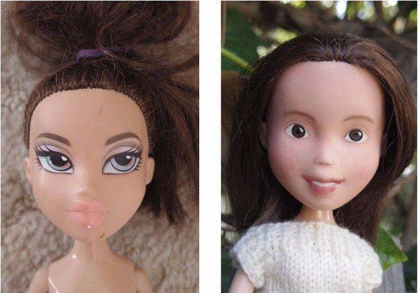 Австралийская художница умыла кукол (фото) - фото 6