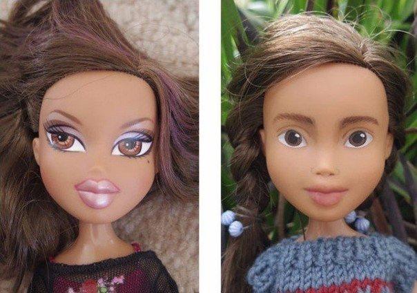 Австралийская художница умыла кукол (фото) - фото 4