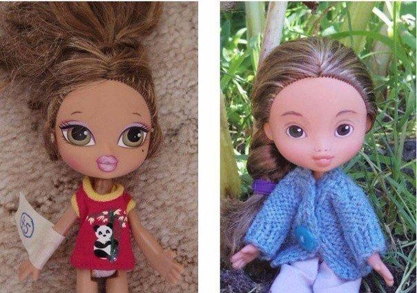 Австралийская художница умыла кукол (фото) - фото 1