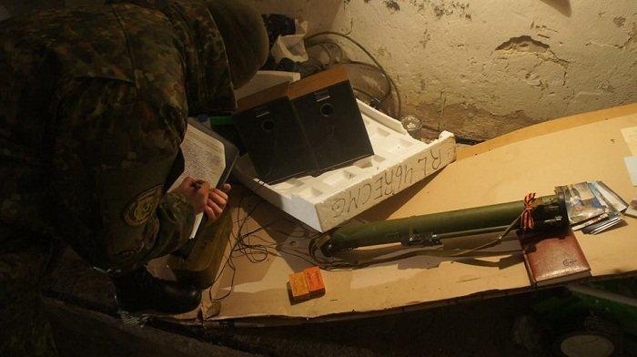 Полицейкие Луганщины продолжают борьбу с незаконным распространением оружия (ФОТО), фото-2