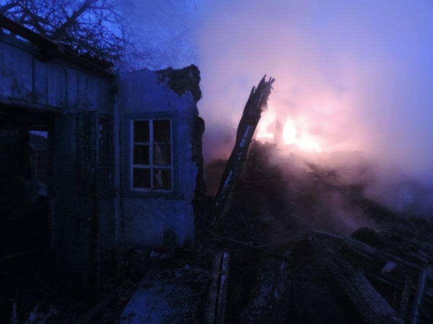 За прошедшие Новогодние праздники в Белореченском районе произошло 2 пожара (фото) - фото 1