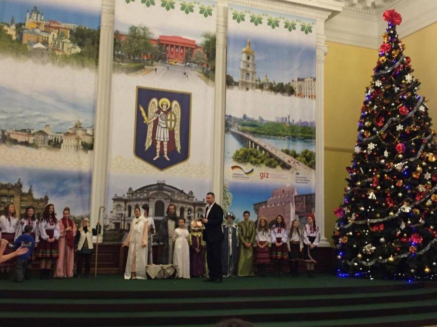 В мэрии прошел Рождественский вертеп (ФОТО), фото-2