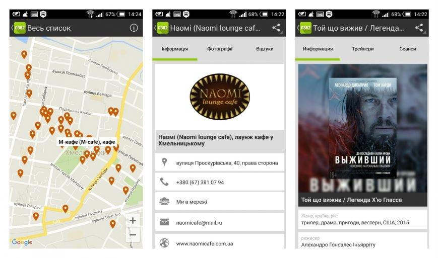 Хмельницький «оселився» в AppStore і Android Market (Фото) (фото) - фото 2