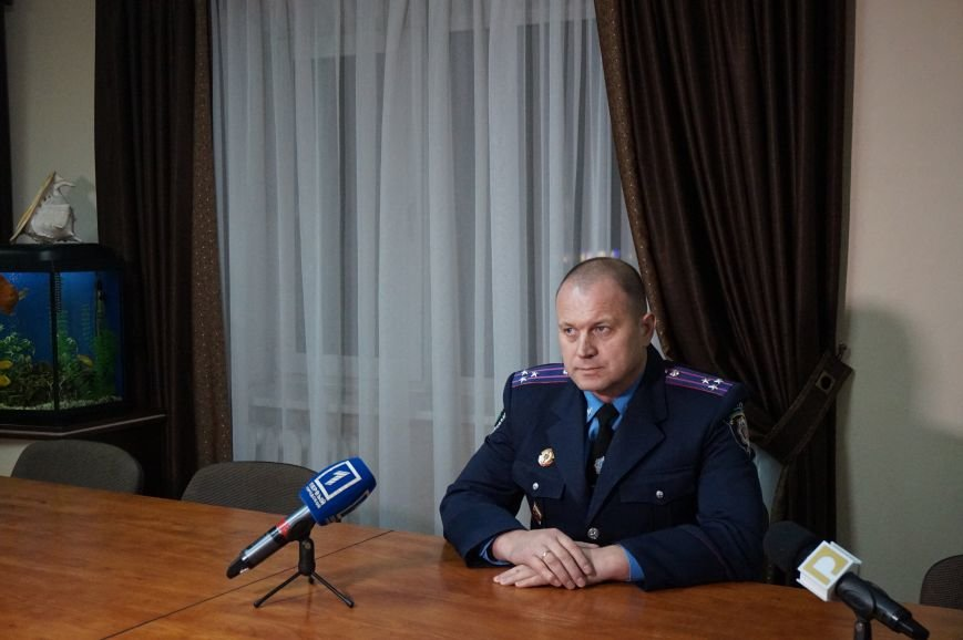 В Кривом Роге цыган ограбил журналиста