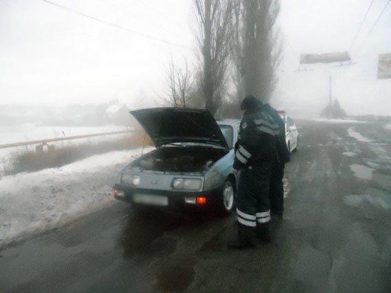 Сержанты краматорской полиции помогли путешенственнику из Луганска (фото) - фото 1