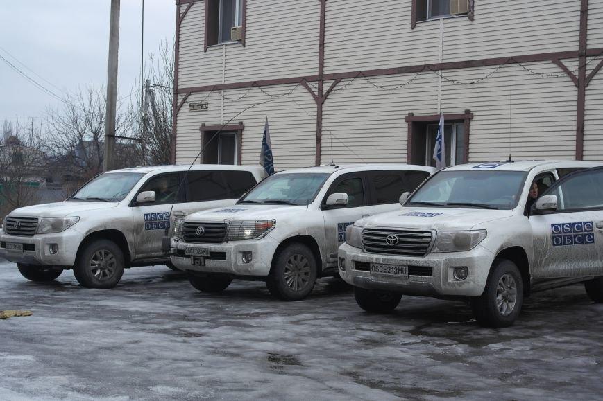 В Красноармейске открыта база СММ ОБСЕ первым заместителем руководителя миссии, фото-5