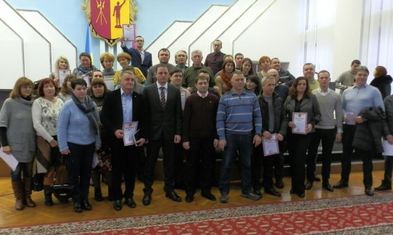 В Днепродзержинске наградили волонтеров (фото) - фото 2