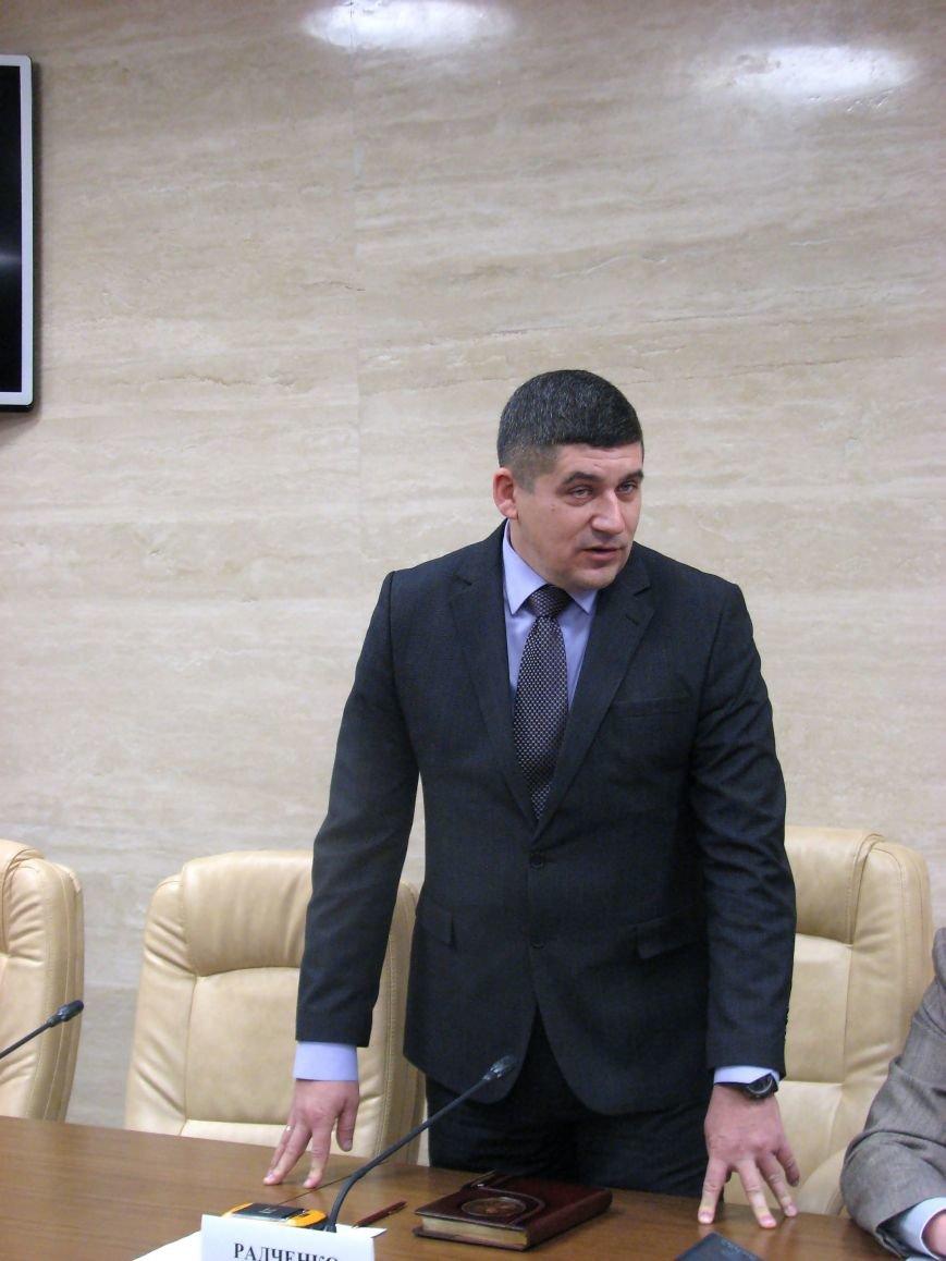 У запорожского губернатора - новый заместитель (фото) - фото 1