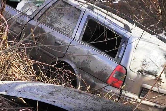 У Калуші правоохоронці затримали автозлодія, який, втікаючи від поліції, вчинив ДТП (ФОТО) (фото) - фото 1