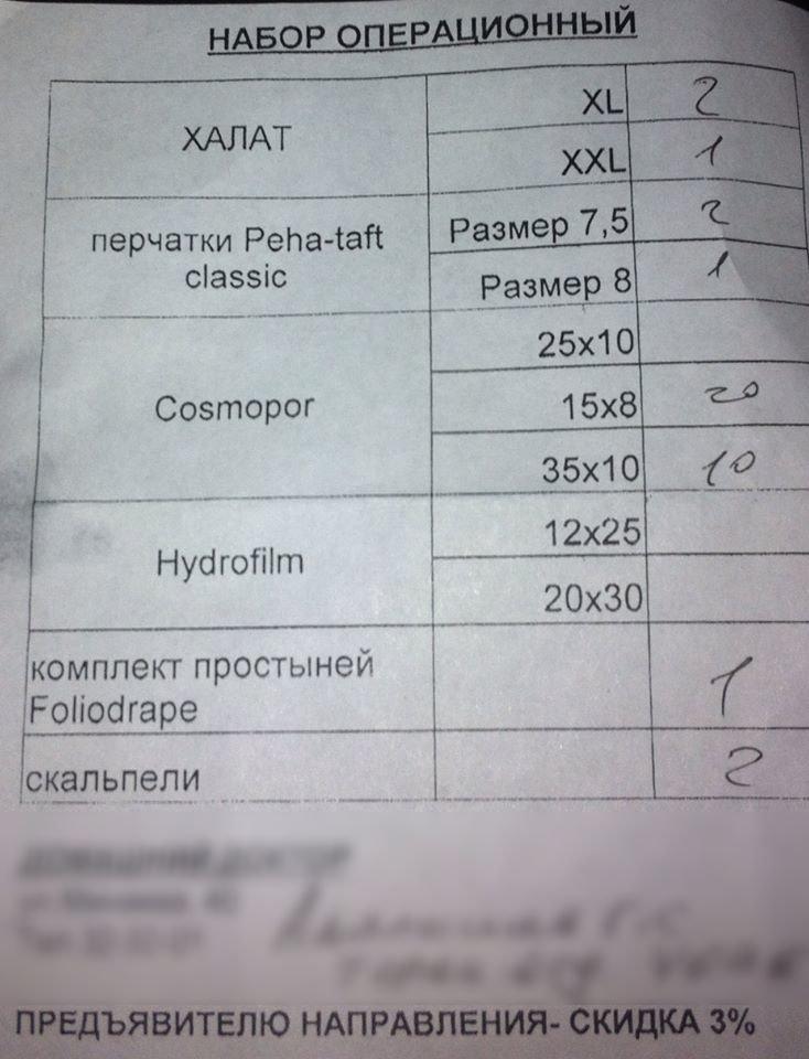 Бесплатные операции обходятся ульяновцам от 10 тысяч рублей, фото-1